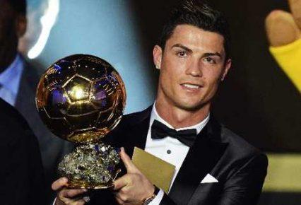 Cristiano Ronaldo a câştigat ultimul Balon de Aur
