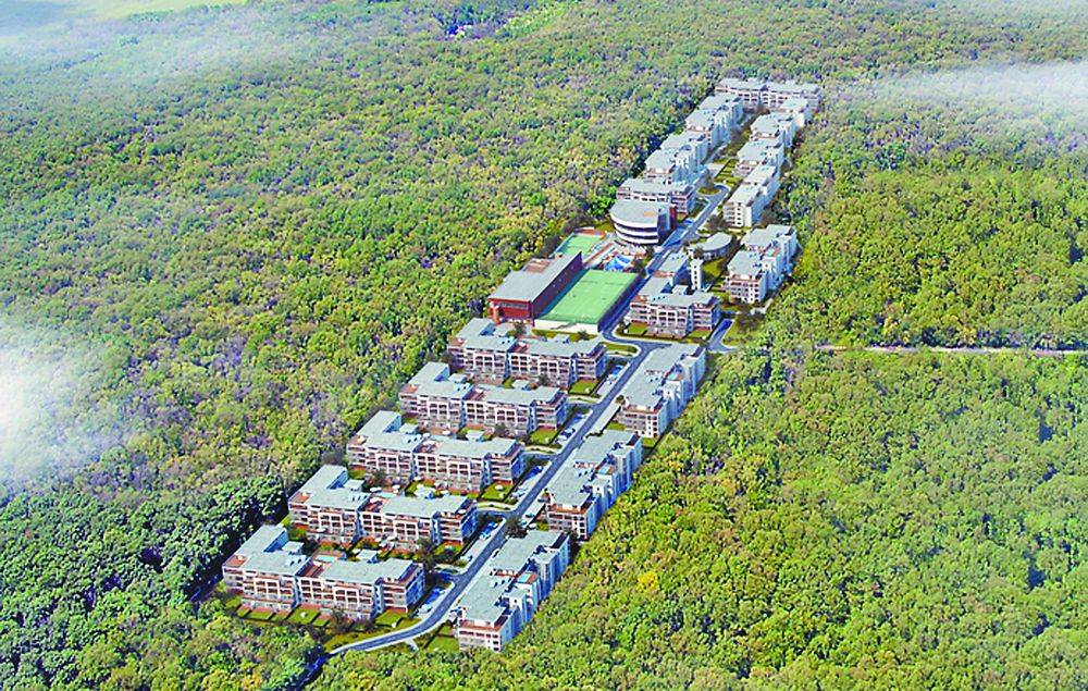 Ion Țiriac a ras o pădurice ca să construiască un complex de locuințe. Din cauza lăcomiei, a vândut doar câteva apartamente