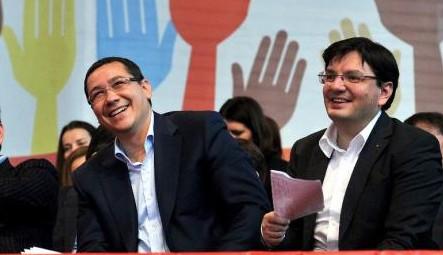 Victor și Nicu, doi băieți veseli puși pe fapte înălțătoare
