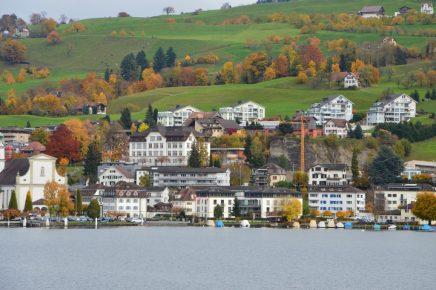 Orasul turistic Kuessnacht