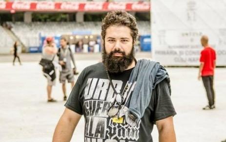 bloggerul Claudiu Petre