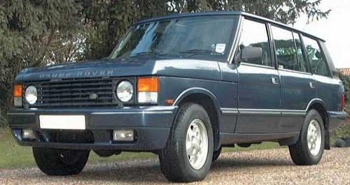 Range Rover clasic