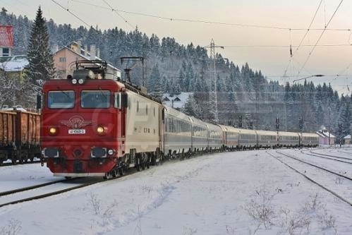 tren-international-iarna, zapada
