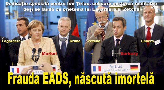 Frauda EADS imortela