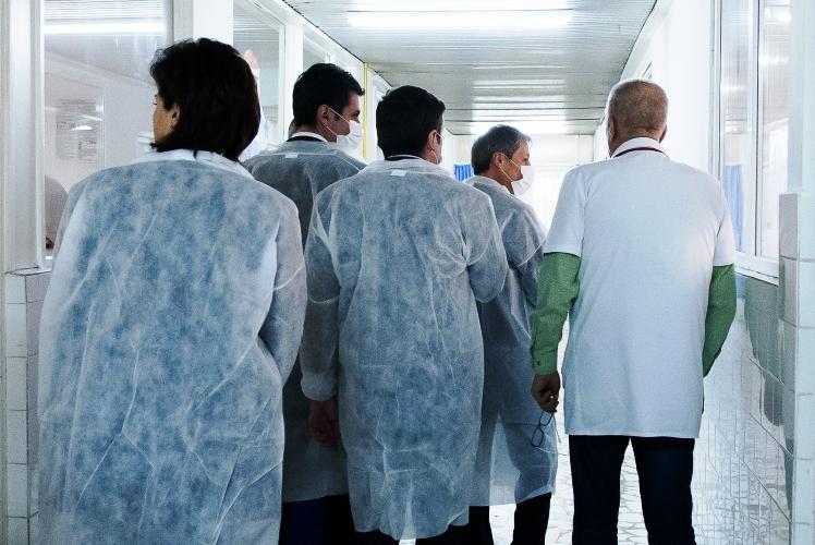 ciolos spital, medici