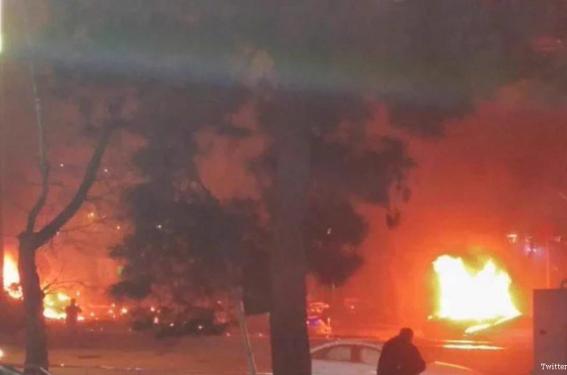 explozie, atentat, turcia, bomba
