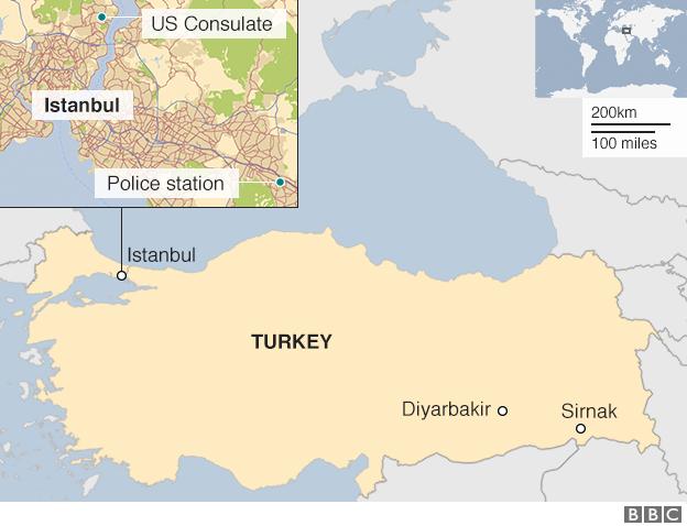 turcia, sirnak
