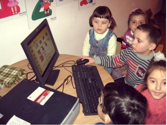 copii, calculator, computer