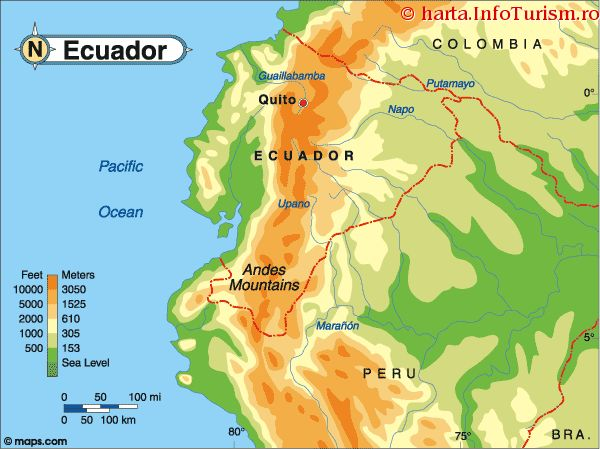 harta_Ecuador