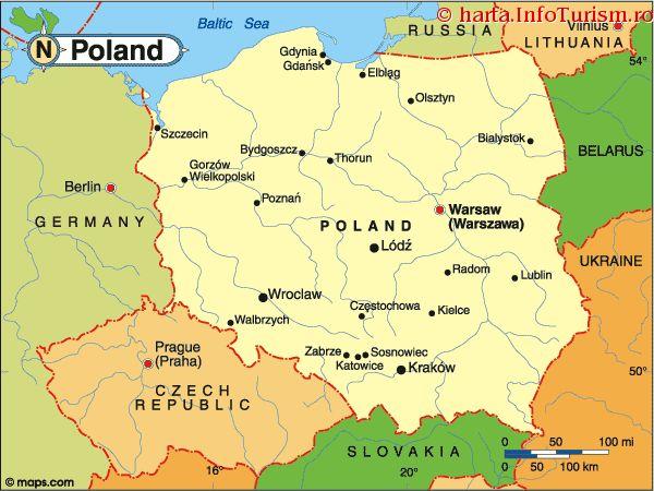 harta_politica_Polonia
