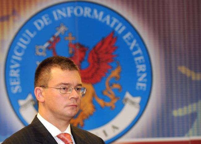 MR Ungureanu si SIE