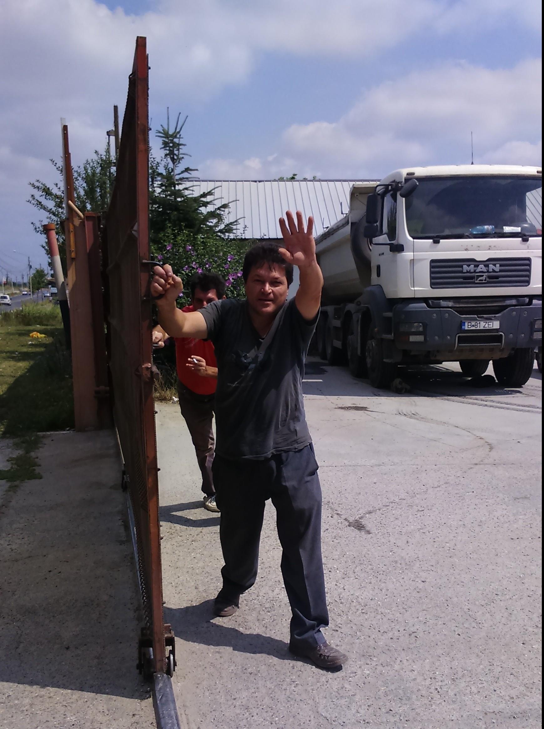 Jilava fab de asfalt ilegala (4)