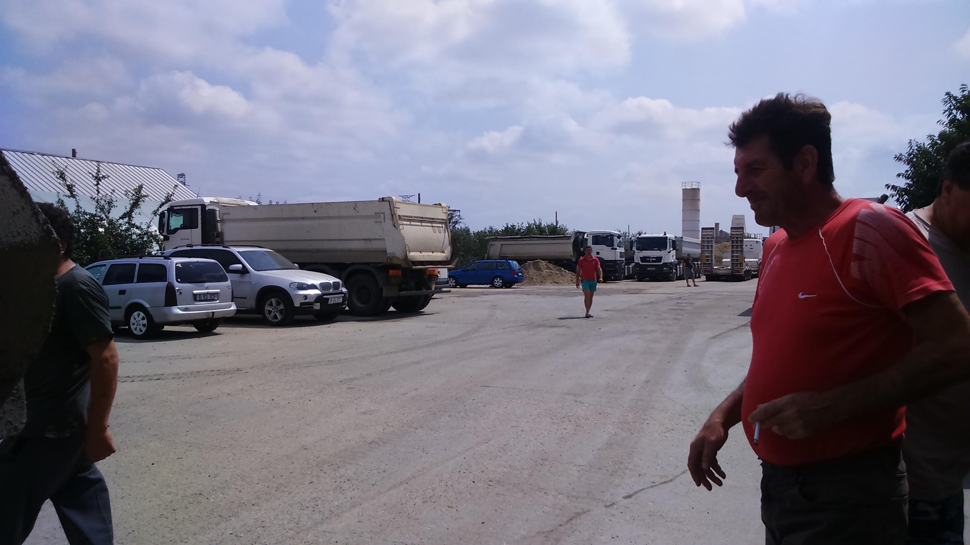 Jilava fab de asfalt ilegala (5)