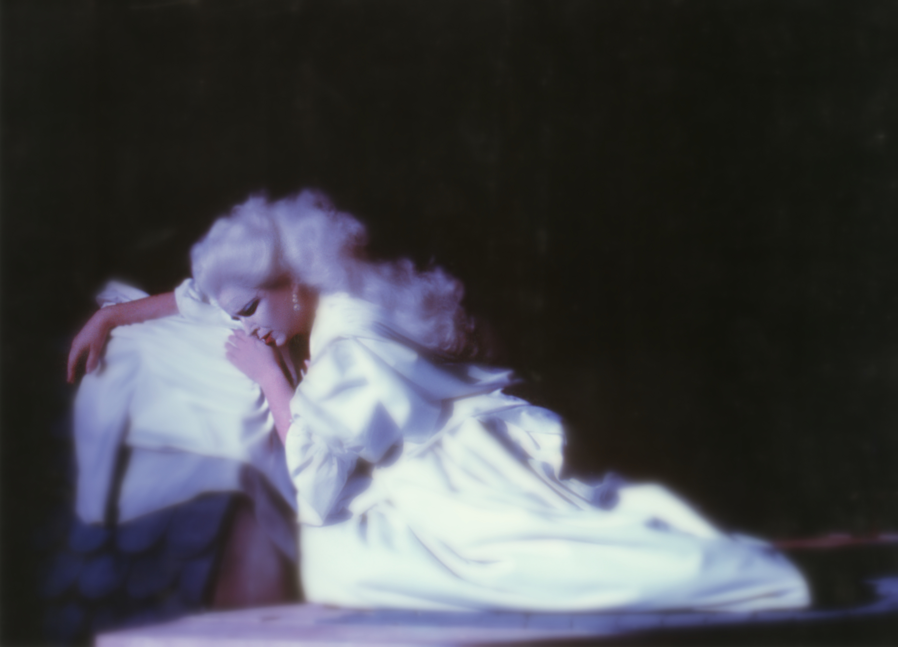 În personajul La Diva în Atelier Nadar din ultima creaţie a lui Rossini.Rossini Opera Festival, Pesaro