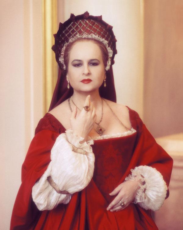 Regina Anna Bolena de Donizetti. Bayerische Staatsoper, München