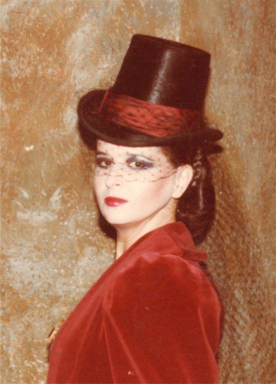 Donna Elvira în Don Giovanni de Mozart. Teatro dell'Opera, Roma