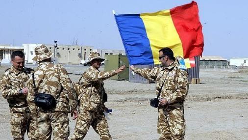 militari romani afganistan