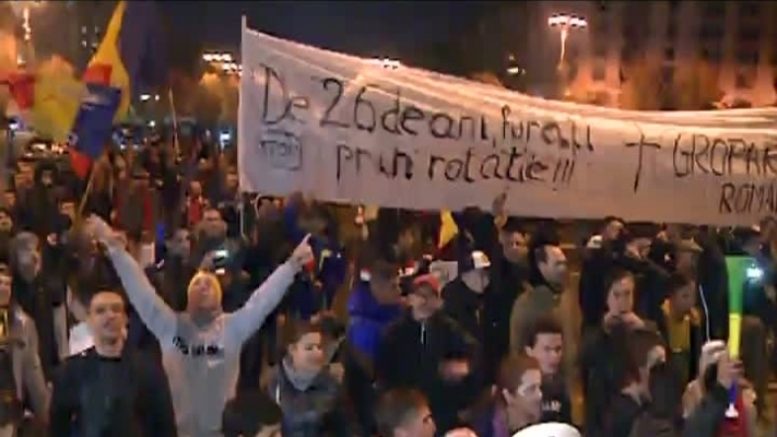 protest anti politruci