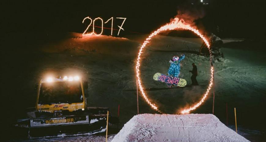 arena platos revelion