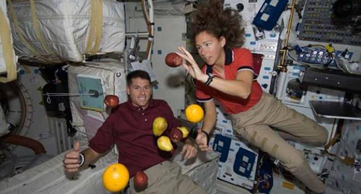 astronauti mancare