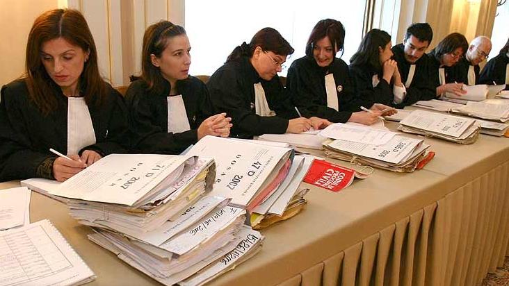 magistrati si dosare