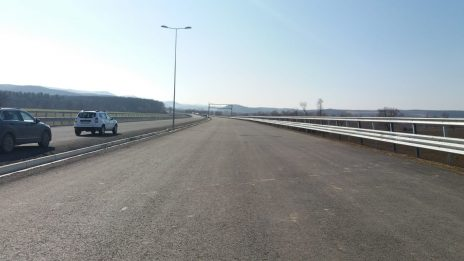 autostrada lucrari