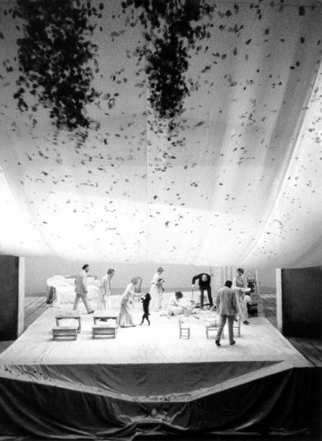 Piccolo Teatro Milano. Livada de visini regia Giorgio Strehler Photo credit Ciminaghi Luigi e1605725285890